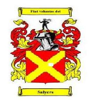 Salyers Coat of Arms