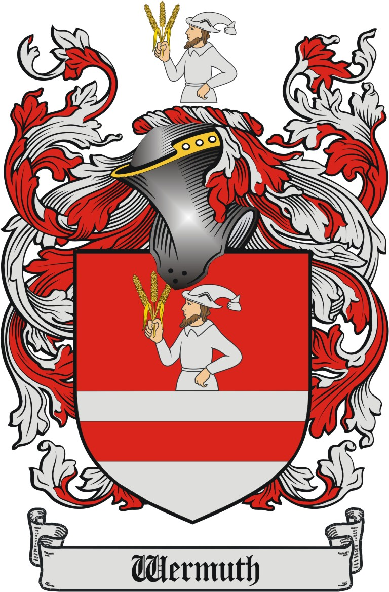 Wermuth Coat of Arms